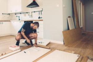 Towson Landlord Renovating the Kitchen