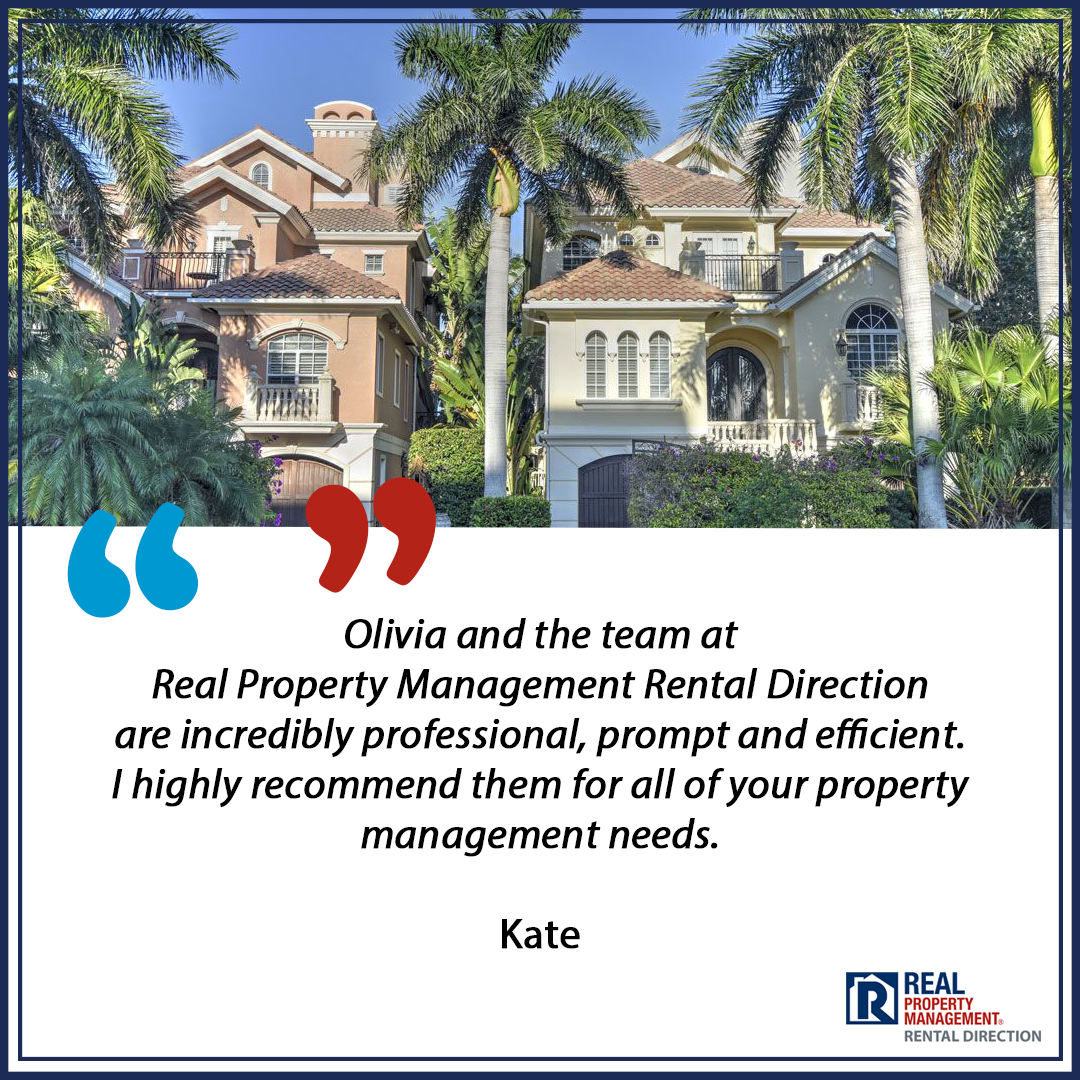 Tenant Testimonial for RPM Rental Direction