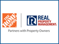 Home Depot and Real Property Management - Partners in Business