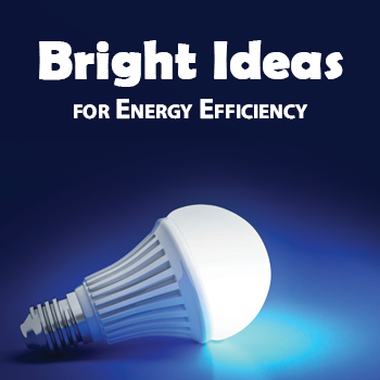 Bright Ideas for Energy Efficiency