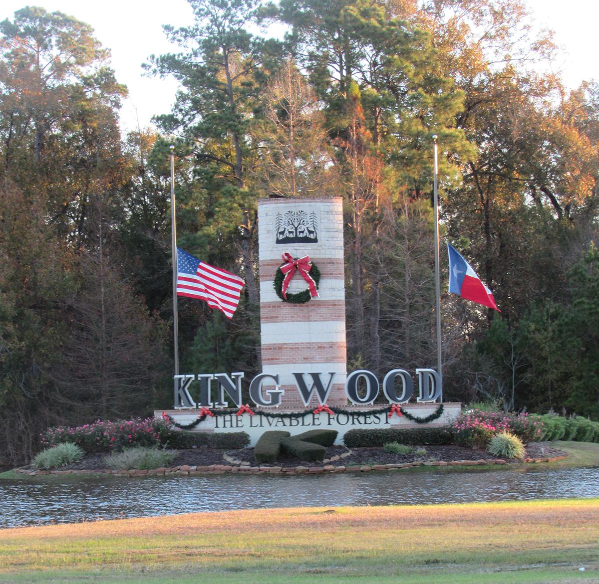 Kingwood Sign