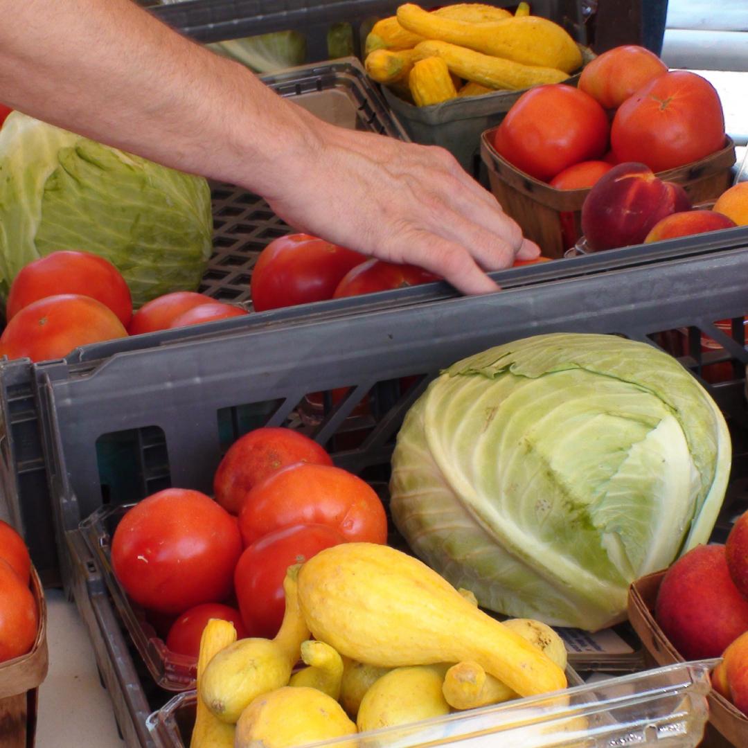 Farmers Market in Brownsburg IN