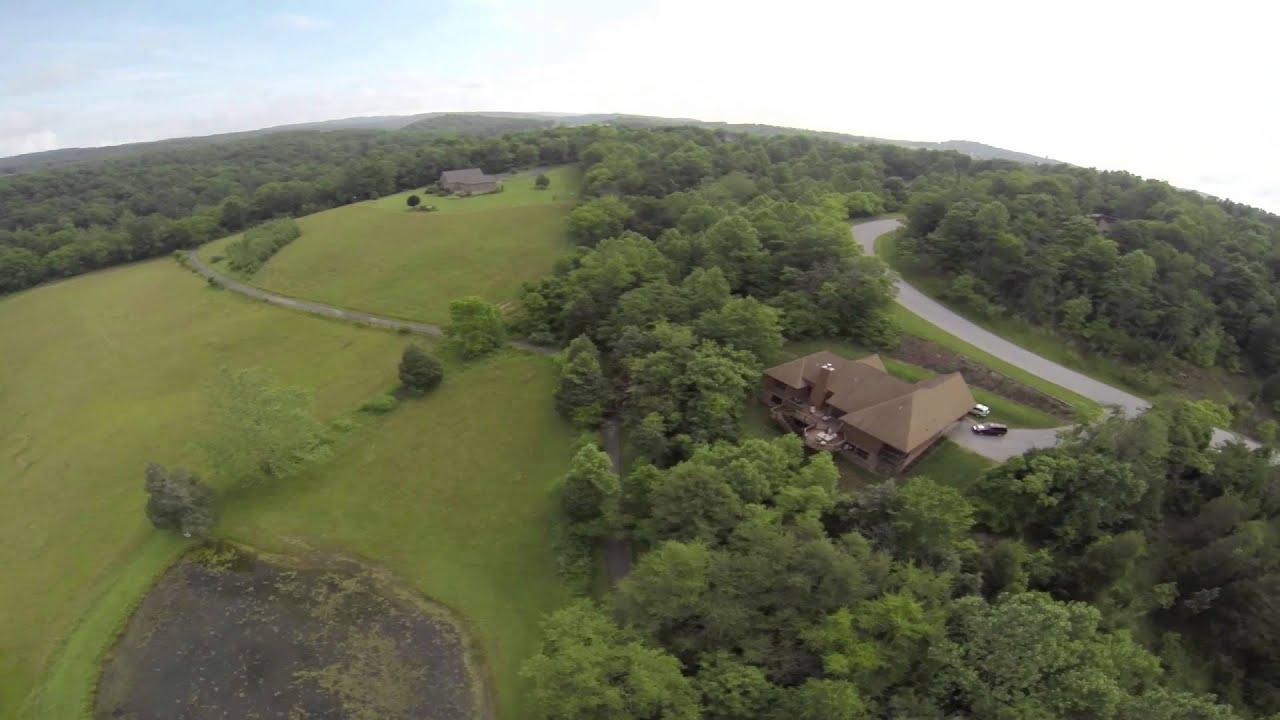Overlook of the Deerfield Trails