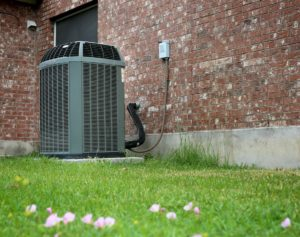 Scottsdale Rental Property with an Outdoor Air Conditioning Unit