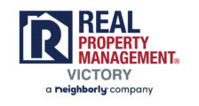 Real Property Management Victory Logo