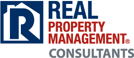 real property management consultants logo
