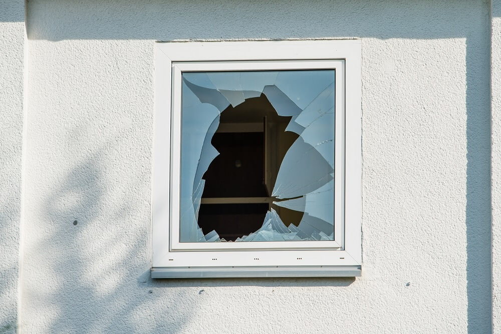 accidental damage to property