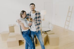 allowing pets in rentals