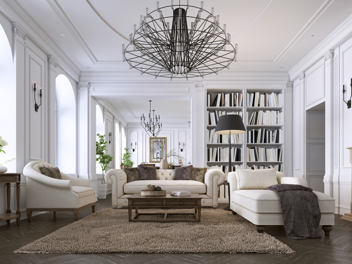 Overdone Luxury Apartment Rental in Lake Oswego