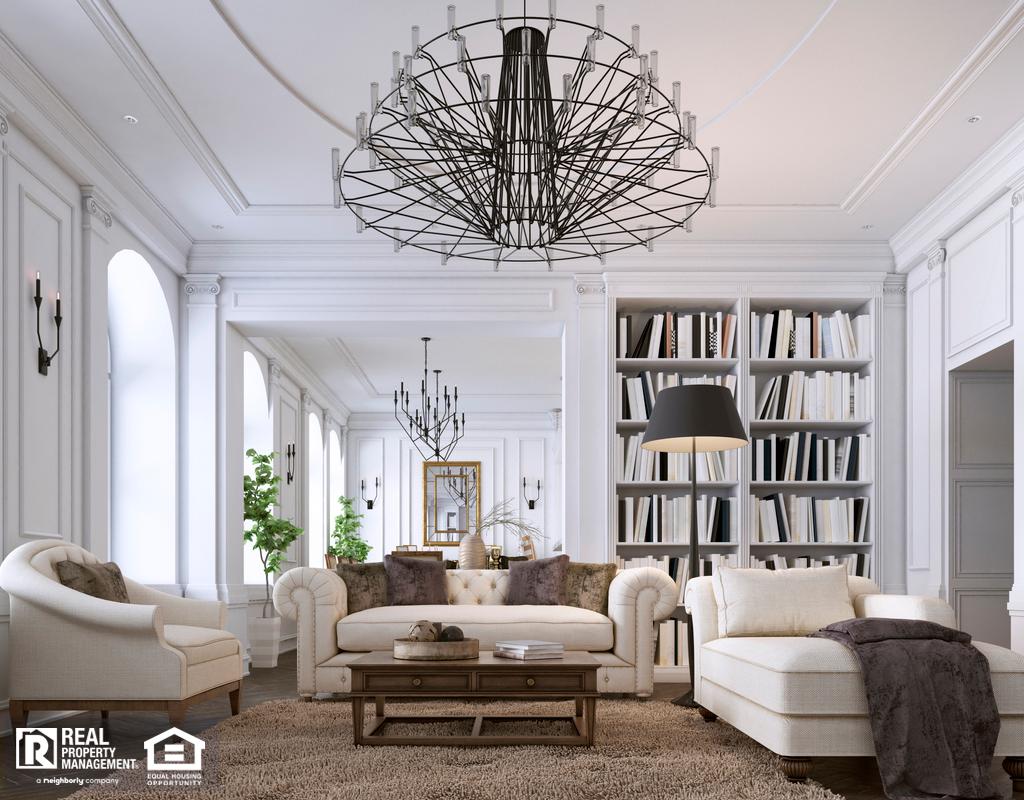 Overdone Luxury Apartment Rental in Creve Coeur