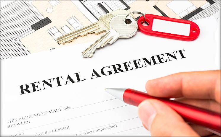 Tenants Rental Agreement