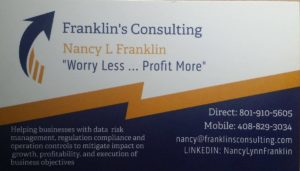 Franklin's consulting
