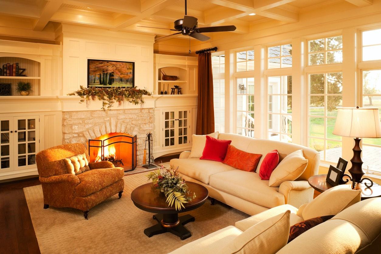 Roy Feng Shui Living Room