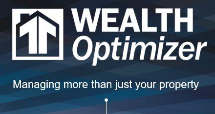 Wealth Optimizer Logo