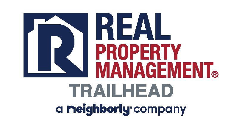 real property management trailhead logo
