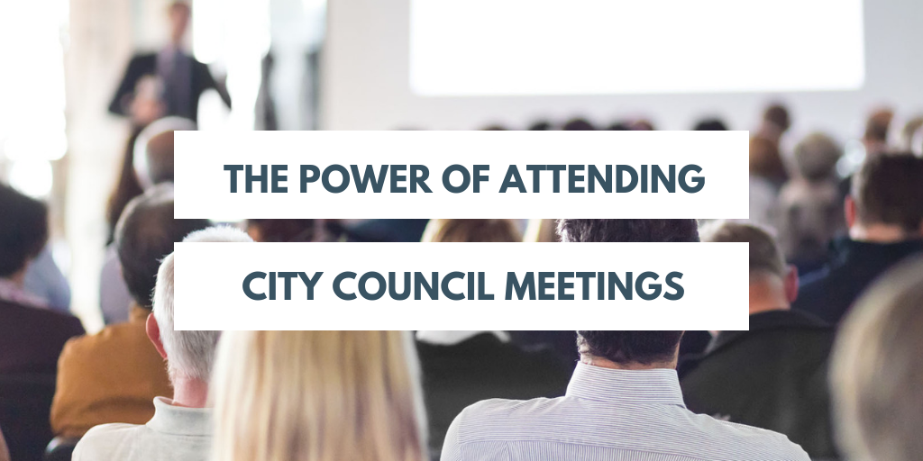The Power of Attending City Council Meetings | Real Property Management  Solutions