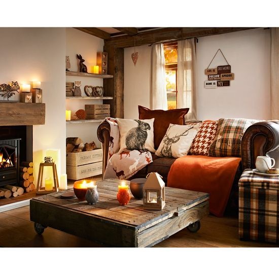 Tips For Creating a Cozy Fall Room