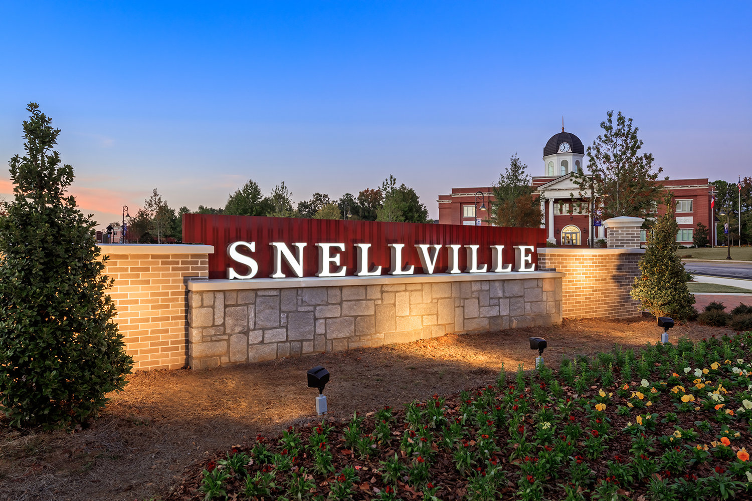 the City of Snellville