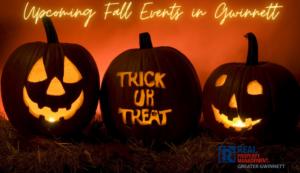 Fall Events in Gwinnett