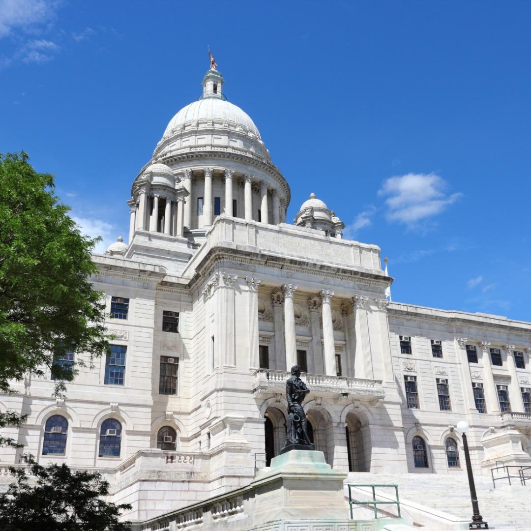 photo of providence rhode island's capital building