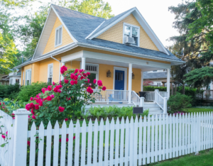 Providence Rental Property with a Beautifully Well-Maintained Fence