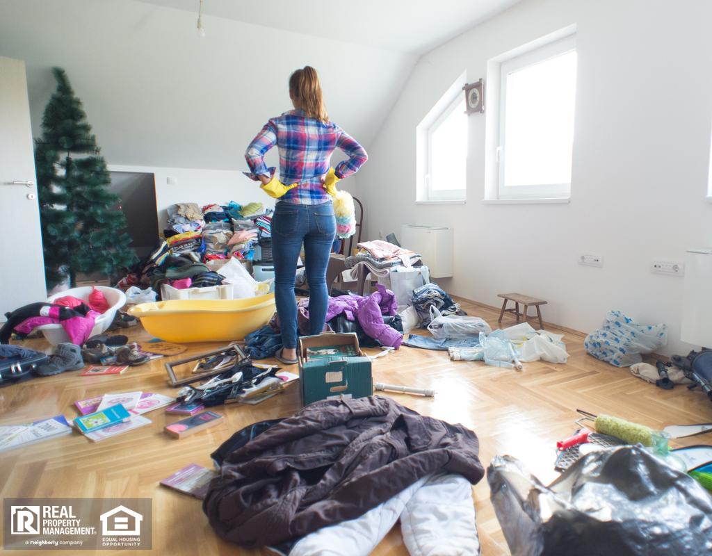 Marietta Woman Decluttering Her Home