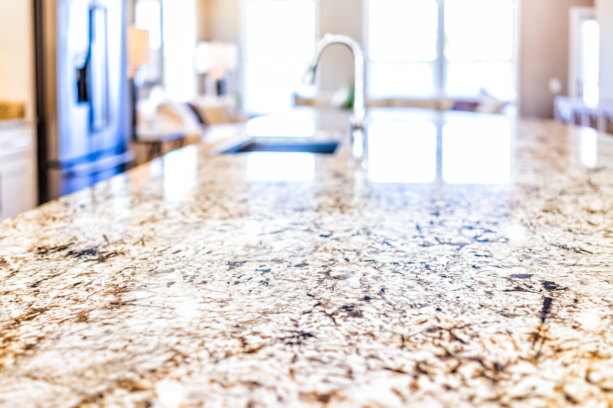 Update Your Hartford Rental Property with New Countertops in the Kitchen