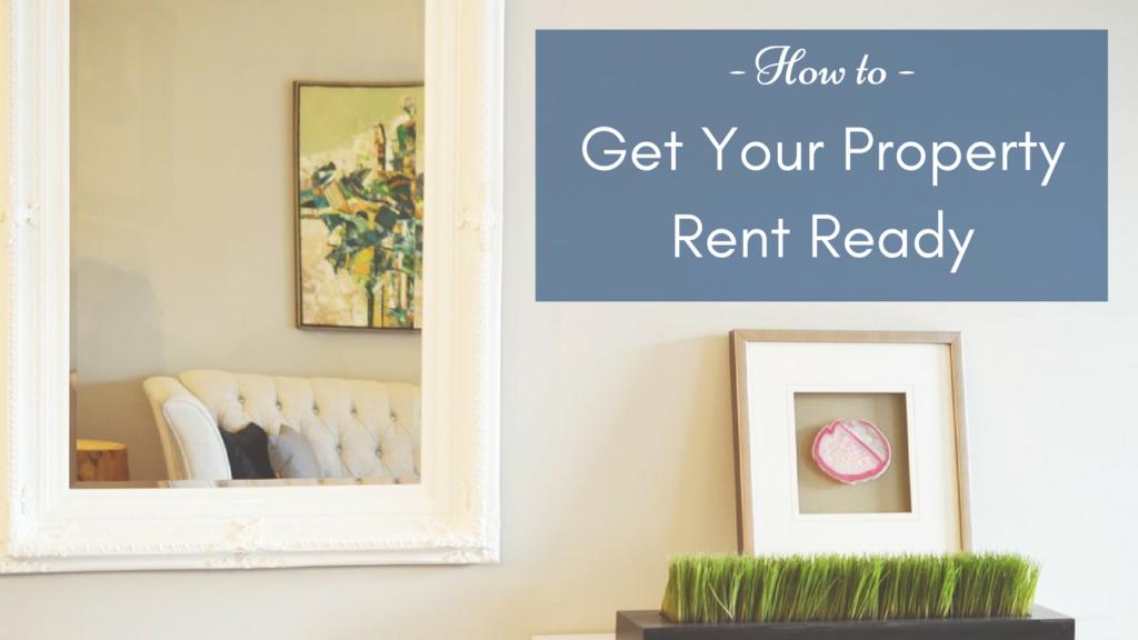 get rent ready