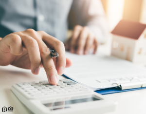 La Crescenta Real Estate Investor Crunching Numbers to Determine his ROI