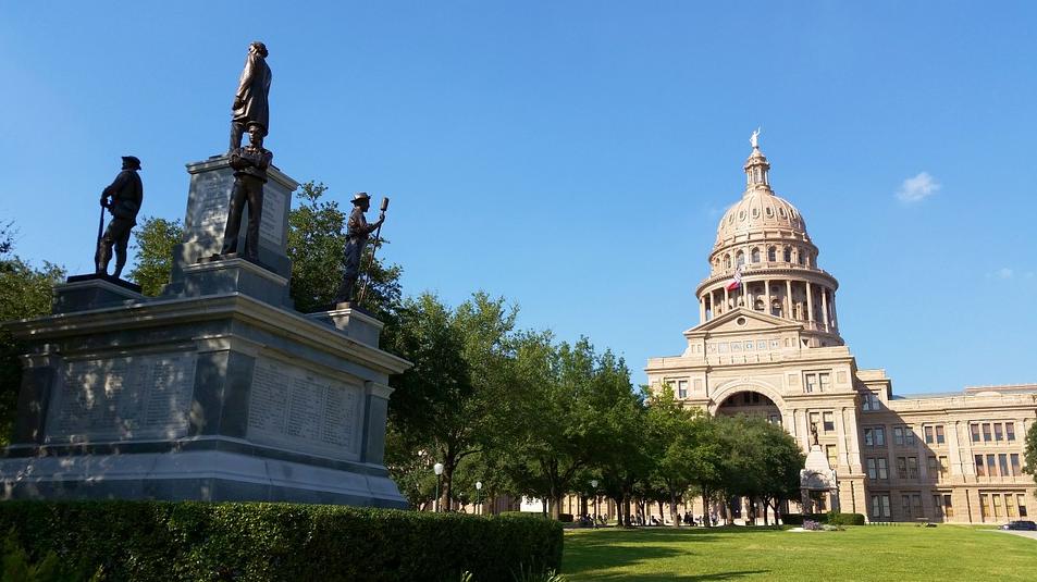 Capitol Hill in Austin Texas