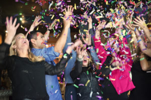 Exeter Tenant's Hosting a New Year's Eve Party