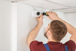 Maintenance Installing a Security Camera for Added Value and Protection