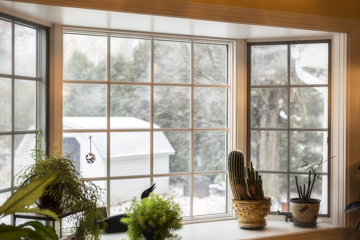 Roslindale Rental Property with Beautiful Storm Windows Installed