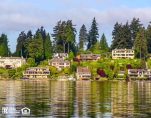 waterfront vacation rentals in Washington State