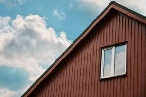 Houston Rental Property with Vinyl Siding