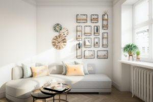 Small but Stylish Freeport Room