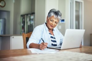 Retired Richmond Investor Doing Personal Finances